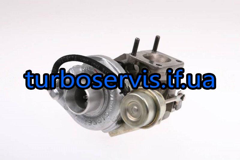 Турбокомпрессор 701796-5001S,46480117