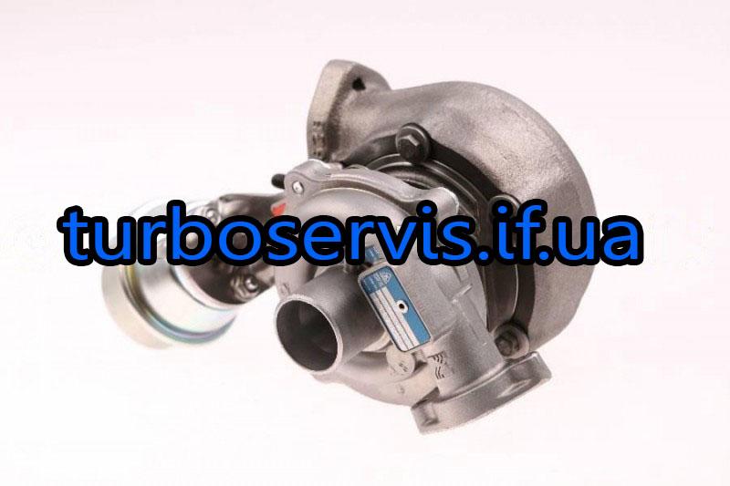 Турбокомпрессор 454054-0001,60596462