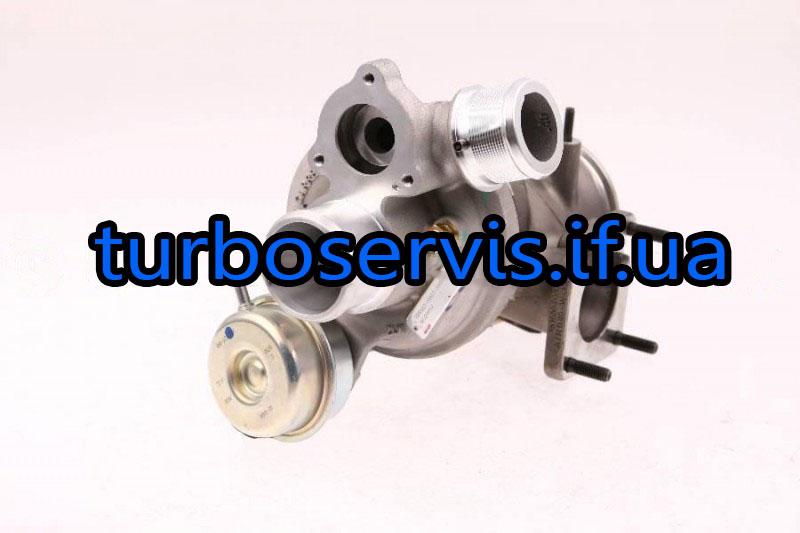 Турбокомпрессор 799502-5002S,55219660