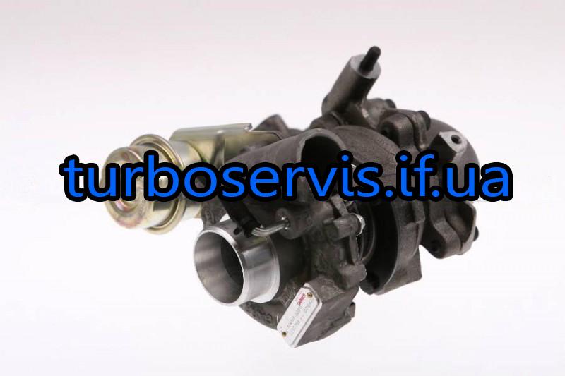 Турбокомпрессор 454187-5001S,860031