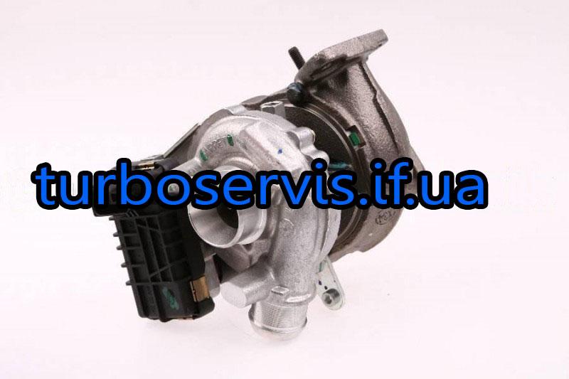 Турбокомпрессор 752343-0006,C2C38924