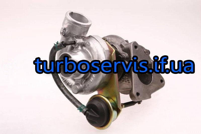Турбокомпрессор 454027-5002S,037581