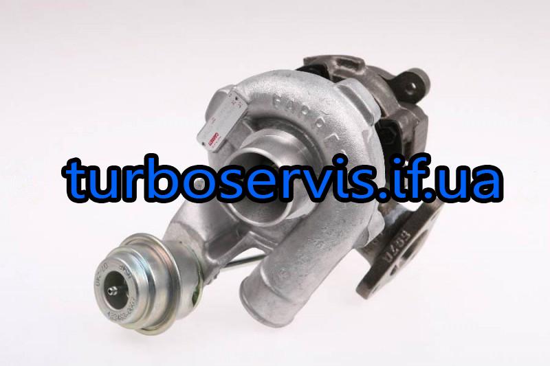 Турбокомпрессор 454219-5004S,860032