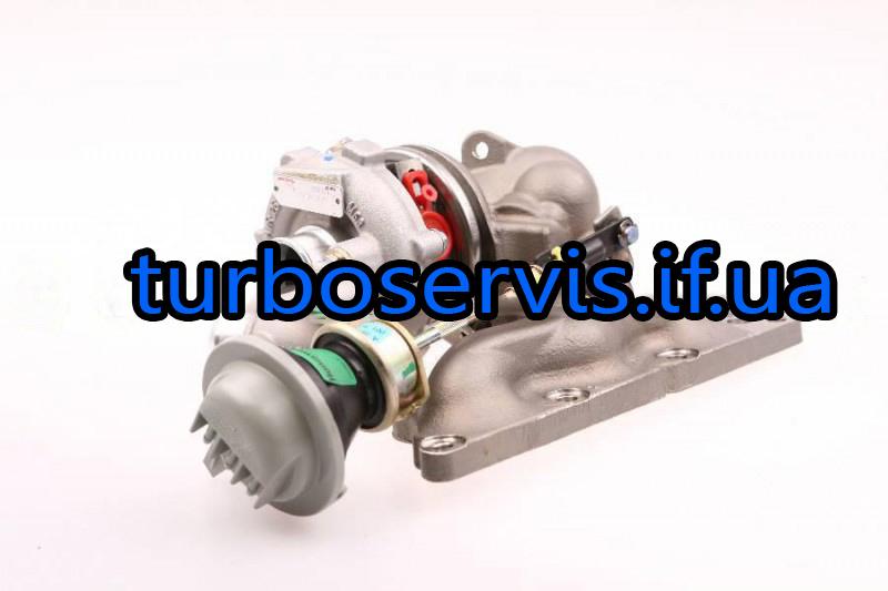 Турбокомпрессор 743317-5001S,A1600961199