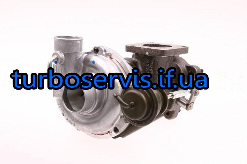 Турбокомпрессор VM38R,585360000