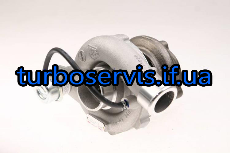 Турбокомпрессор, 802455-5001S, 32006077
