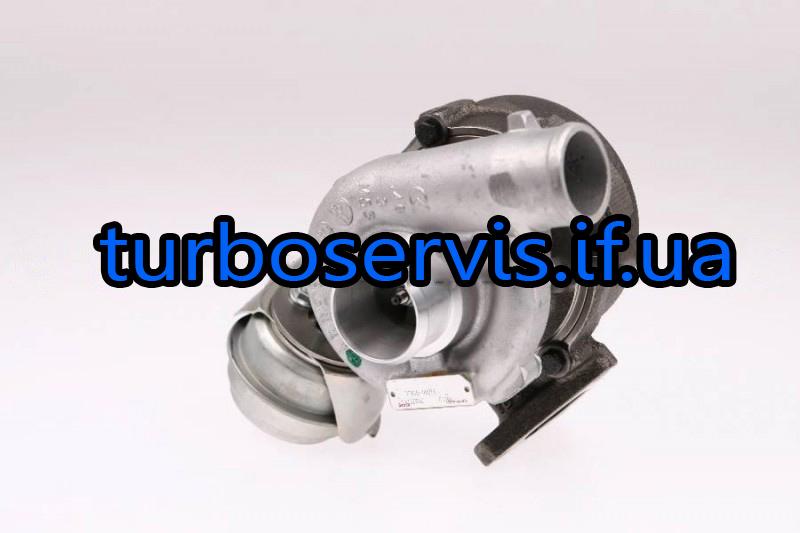 Турбокомпрессор 717626-5001S,860055