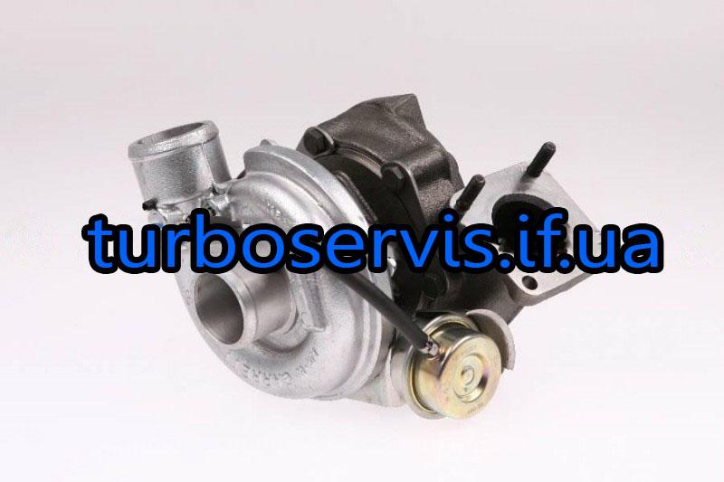 Турбокомпрессор 454150-5005S,46763887