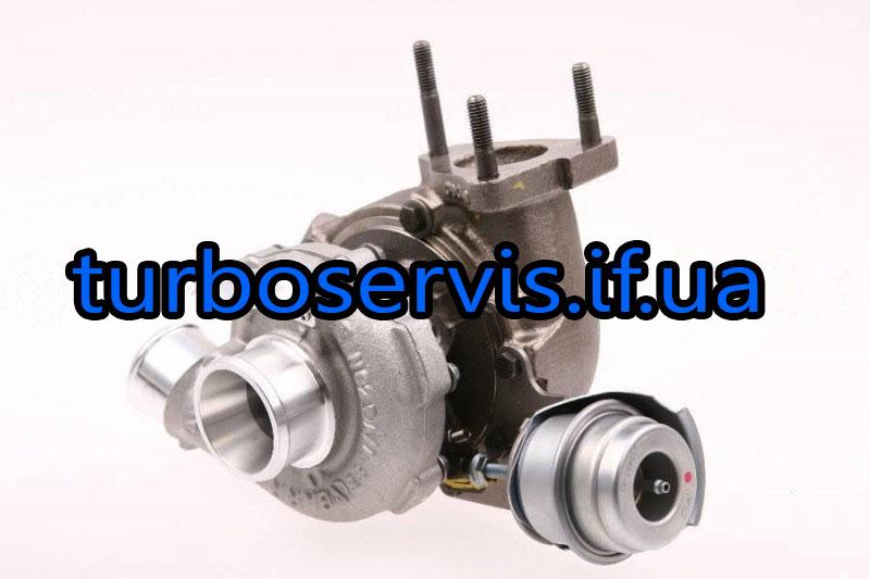 Турбокомпрессор 782403-5001S,28201-2A120