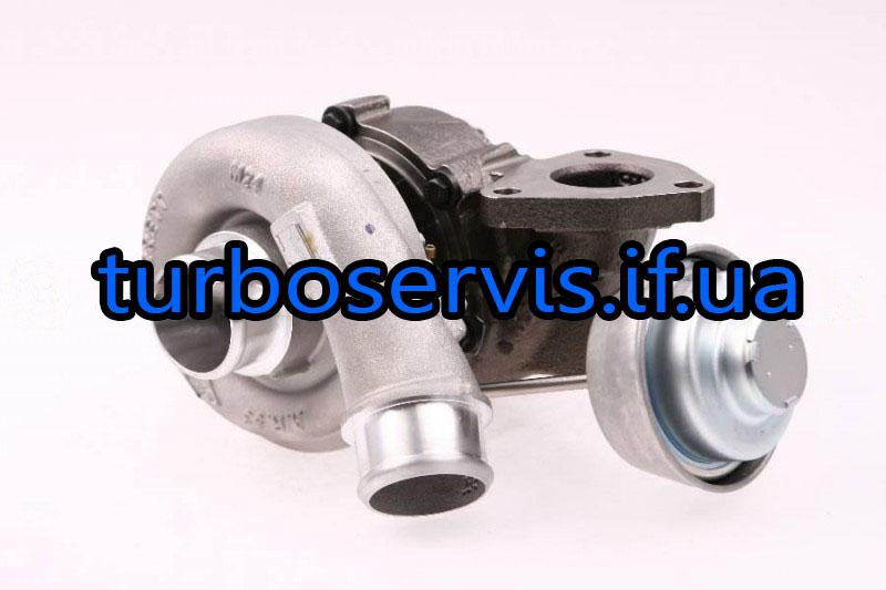 Турбокомпрессор 761650-5001S,18900-RBD-E03