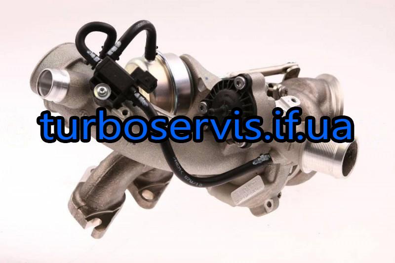 Турбокомпрессор 781504-5004S,860156