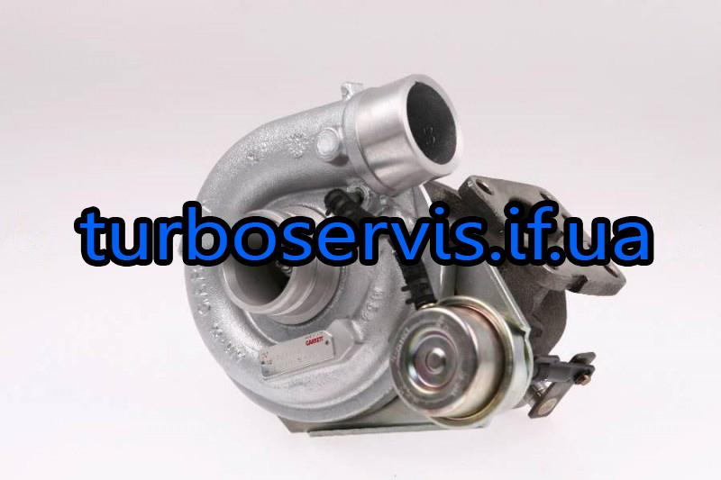 Турбокомпрессор 454061-5010S,7701044612