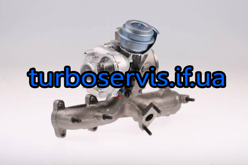 Турбокомпрессор 751851-5003S,03G253014F
