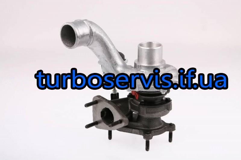 Турбокомпрессор 720244-5004S,4506118