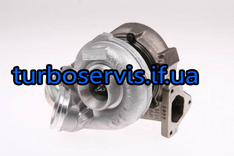 Турбокомпрессор 709838-5005S,A6120960399