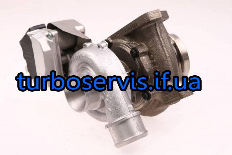 Турбокомпрессор VV19,A6460901380
