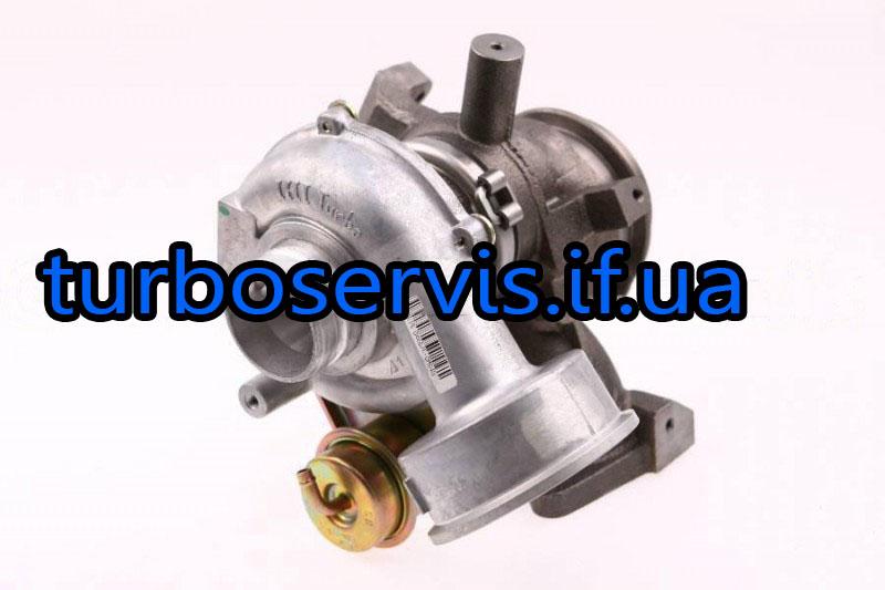 Турбокомпрессор VV16,A6400902380