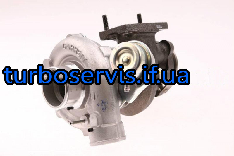 Турбокомпрессор 702021-5001S,46464584