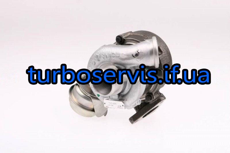 Турбокомпрессор 717625-5001S,860050