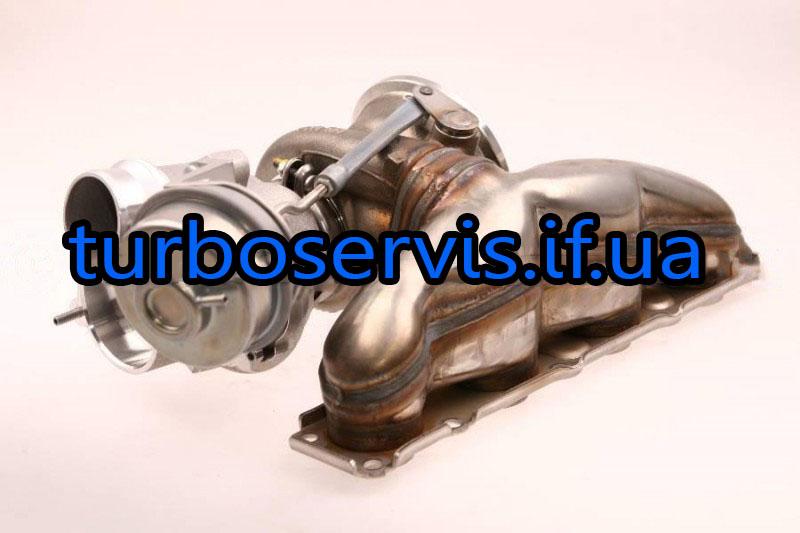Турбокомпрессор 49U77-02003,11657635803