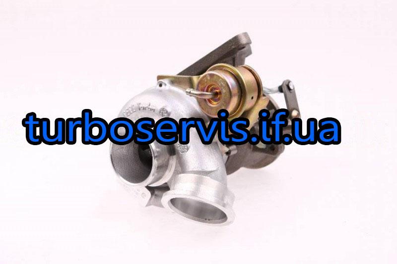 Турбокомпрессор VV11,6110961499
