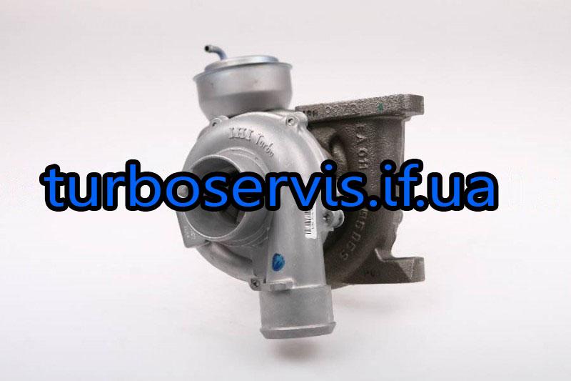 Турбокомпрессор VV14,6460960199