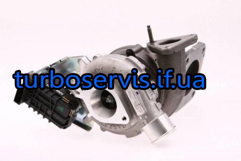 Турбокомпрессор 752610-5032S,LR010138