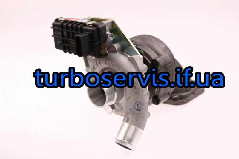 Турбокомпрессор 767933-5015S,8C10-6K682-BB