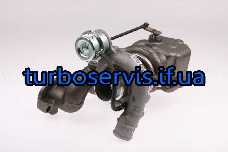 Турбокомпрессор 802419-5002S,1S7Q6K682AF
