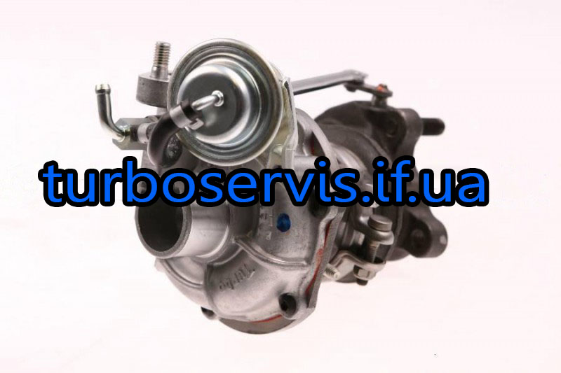 Турбокомпрессор VQ29,17201-87226