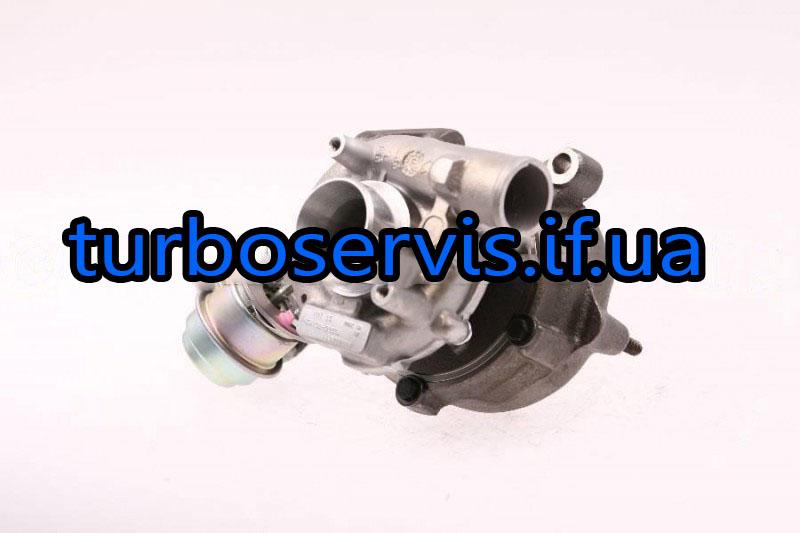 Турбокомпрессор 454158-5003S,028145702C