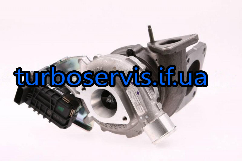 Турбокомпрессор 752610-5032S,6C1Q6K682EF
