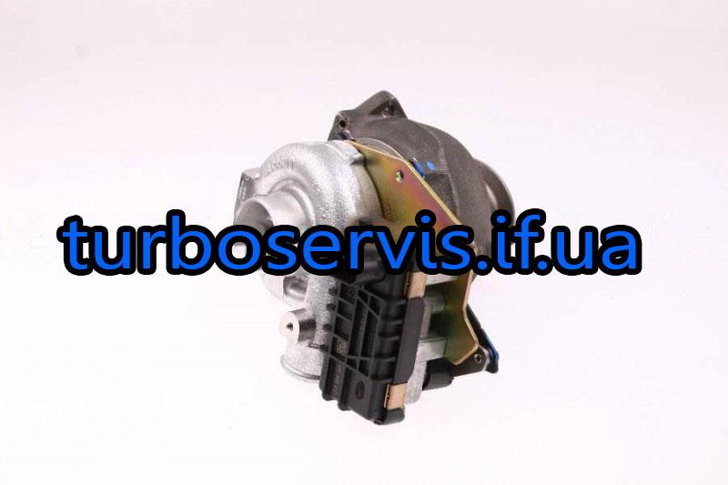 Турбокомпрессор 703672-5004S,11657785409