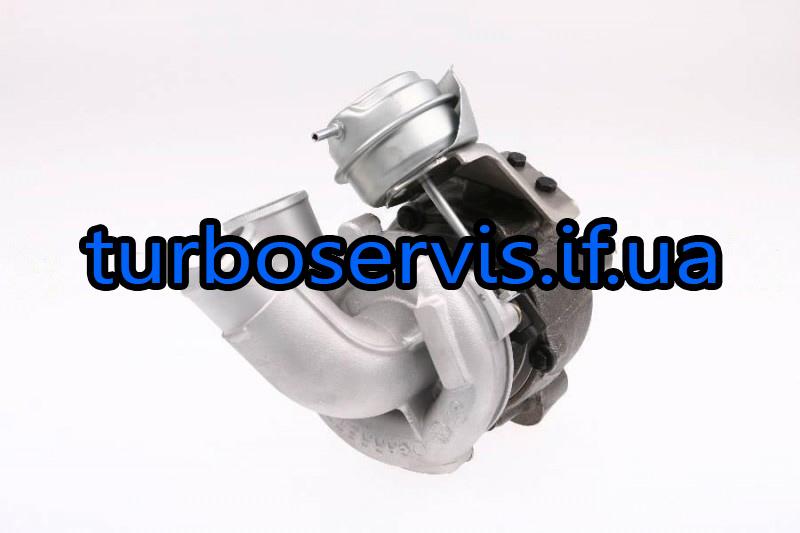 Турбокомпрессор 727210-0001,17201-0G010