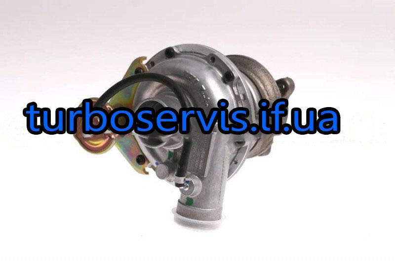 Турбокомпрессор VA68,05072735AA