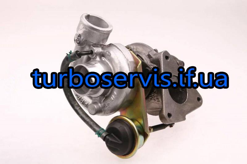Турбокомпрессор 454027-5002S,037553