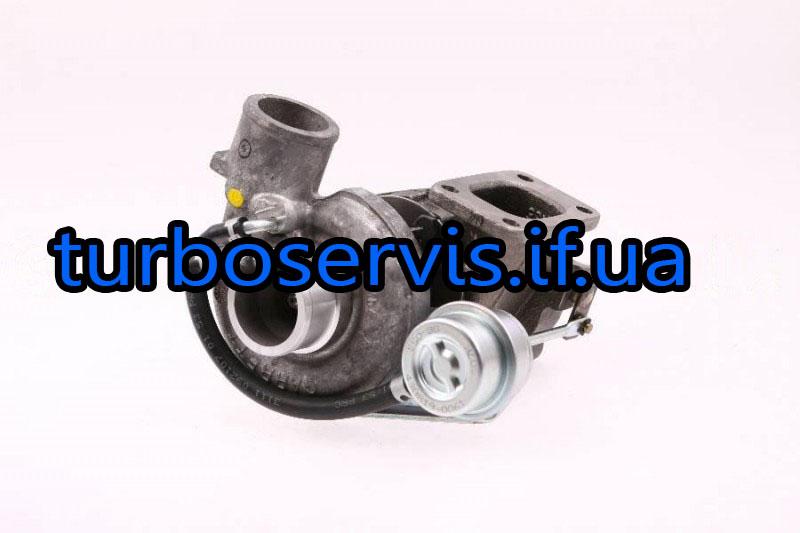 Турбокомпрессор 466856-5003S,46424102