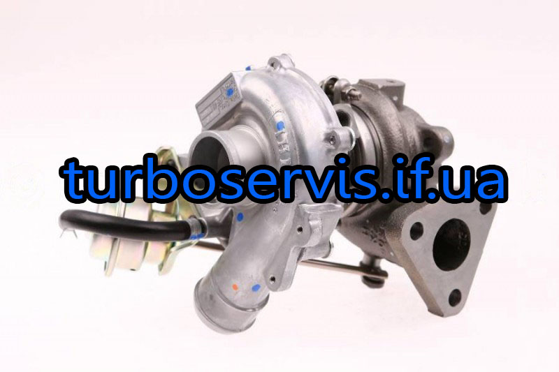 Турбокомпрессор VT10,1515A029