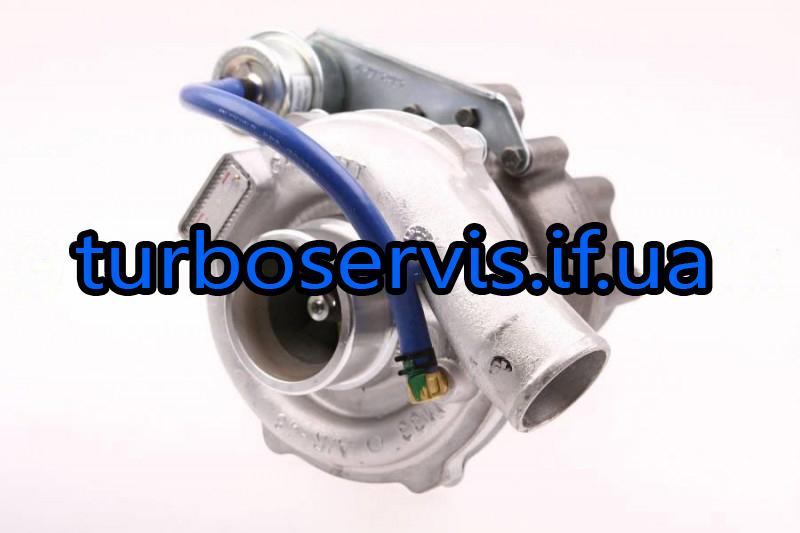 Турбокомпрессор 452233-5014S,2674A336