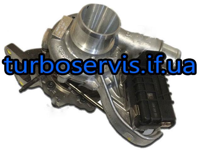 Турбокомпрессор на Citroen Jumper - Relay, 798128-0004 / 798128-5004S (OEM CU3Q6K682AB), 2.2л Puma, Euro 5, 110 kW, с 2011г, Турбина Garrett GTB1749VK