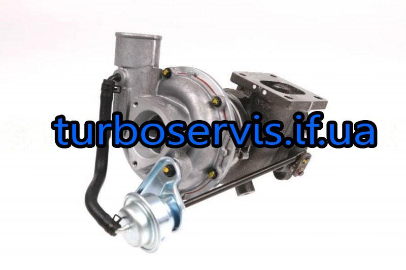 Турбокомпрессор KHF5-2B,28200-4X400