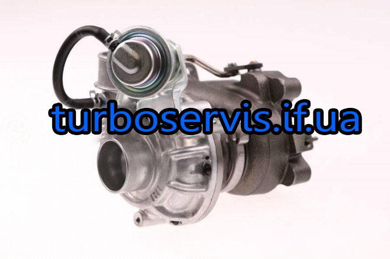 Турбокомпрессор VJ27,RF2B-13-700A