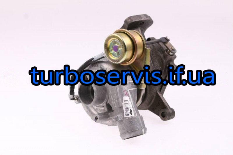 Турбокомпрессор 706977-0003,0375C8