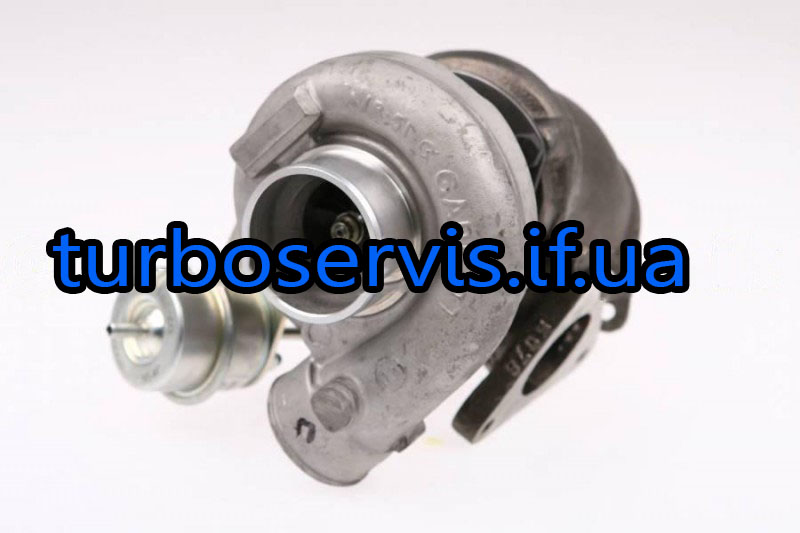 Турбокомпрессор 454203-5001S,6050960499