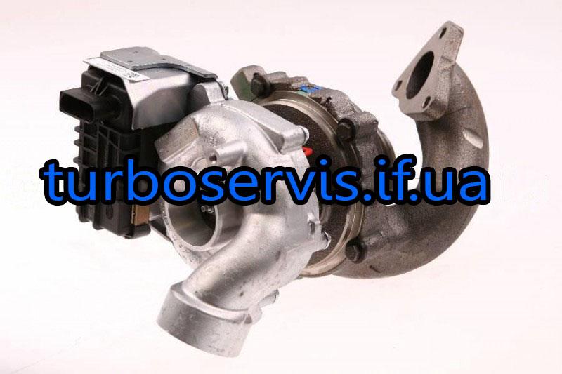 Турбокомпрессор 765417-5001S,A6290900880