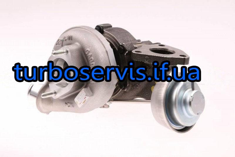 Турбокомпрессор 753708-5005S,18900-RSR-E01