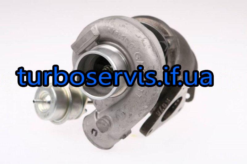 Турбокомпрессор 454203-0001,6050960499