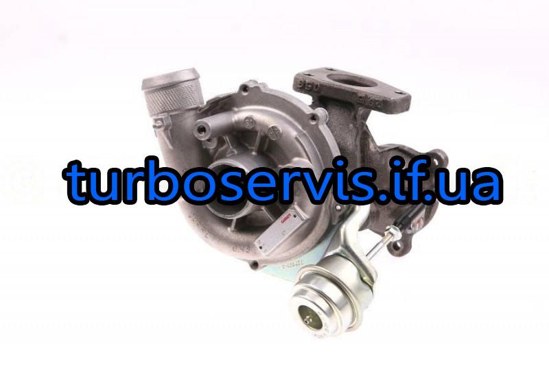 Турбокомпрессор 734204-5001S,13900-67G10
