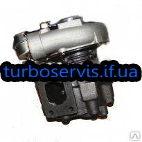 Турбокомпрессор Foton 758714-0001, на Foton 1069 Еuro3, T64801017