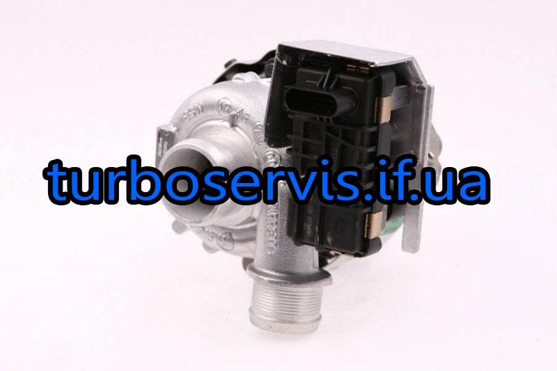 Турбокомпрессор 750718-5004S,057145721J